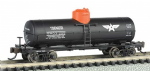 Bachmann 17859 N Scale ACF 36ft.6in. 10,000 Gal Single-Dome Tank Tidewater